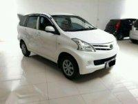 2013 Toyota New Avanza E dijual