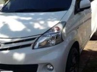 2013 Toyota All New Avanza E dijual