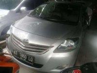 2012 Toyota Vios G 1.5cc dijual