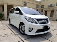 Toyota Alphard G G 2013 MPV dijual
