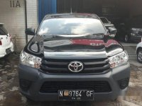 Toyota Hilux 2.0L S-Cab 2017 Dijual