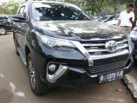 2017 Toyota Fortuner diesel VRZ dijual