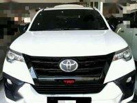 2017 Toyota Fortuner VRZ TRD Automatic dijual