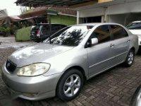 2001 Toyota Corolla Altis V  dijual