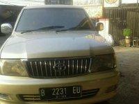 2003 Toyota Kijang 1.8 SGX dijual