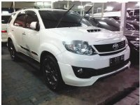 Toyota Fortuner G TRD 2015 SUV dijual