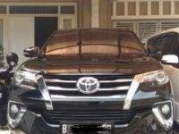 2016 Toyota Fortuner 2.4 VRS AT dijual