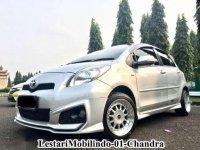 2013 Toyota Yaris 1.5 TRD Sportivo dijual