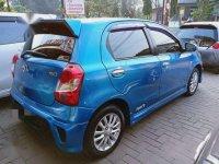 2015 Toyota Etios E Manual dijual