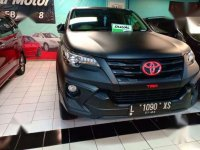 2017 Toyota Fortuner VRZ TRD dijual