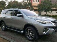 2017 Toyota Fortuner VRZ Diesel Automatic  dijual
