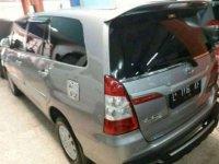 2014 Toyota Innova  type G dijual