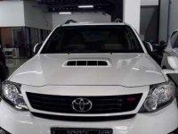 2014 Toyota Fortuner TRD Dijual