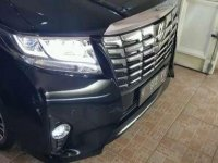 2016 Toyota Alphard G atpm best condition dijual