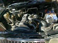 2001 Toyota kijang LGX solar diesel dijual