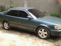 1996 Toyota Corolla dijual