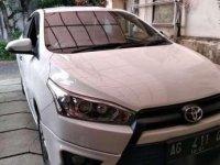 2016 Toyota Yaris TRD Sportivo dijual