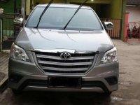 2015 Toyota Innova Kijang Type E MT dijual