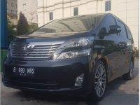 Toyota Vellfire V 2011 Wagon dijual