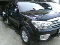 2009 Toyota Fortuner G Dijual