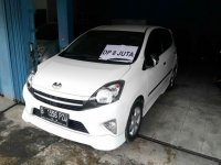 Toyota Agya TRD Sportivo 2013 Hatchback dijual