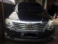 2012 Toyota Fortuner 2.4 Automatic  Dijual