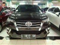 2016 Toyota Fortuner 2.4 VRZ DSL dijual