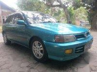 1997 Toyota Starlet 1,3 Biru Metalik dijual