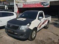 Toyota Hilux 2.5 M/T 2013 Dijual