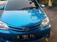 Toyota Etios E 2013 Dijual
