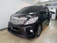 Toyota Alphard S 2011 MPV dijual