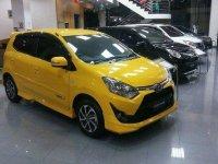 Toyota Agya All New G TRD M/T 2018 Dijual