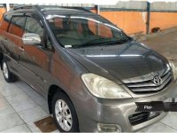 Toyota Kijang Innova E 2009 MPV dijual