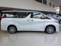 Toyota Alphard Q 2017 Dijual