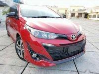 2018 Toyota Yaris type G dijual