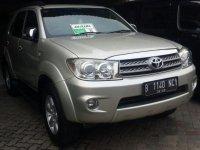 Toyota Fortuner 2.7 2009 Dijual