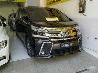 Toyota Vellfire ZG 2015 Wagon dijual