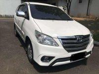 2014 Toyota Kijang Innova Diesel dijual