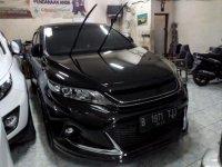 Toyota Harrier 2015 DKI Jakarta dijual