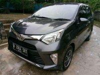 2016 Toyota Cayla G AT dijual