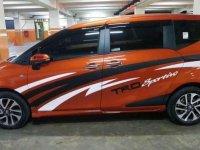 2016 Toyota Sienta type Q AT 95jt sisa angsuran dijual