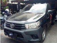 Jual mobil Toyota Hilux 2017 dijual