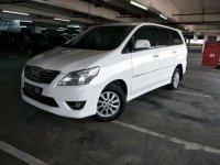 Toyota Kijang Innova V Automatic 2.5cc Diesel 2013 Dijual