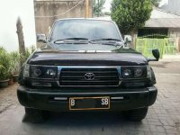1999 Toyota Land Cruiser VXR TURBO dijual