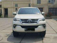2016 Toyota Fortuner VRZ Diesel AT dijual