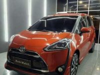 2016 Toyota Sienta Q AT dijual