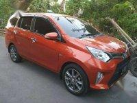 2017 Toyota. Calya G a/t dijual