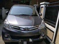 2014 Toyota Avanza G Basic dijual