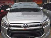 2018 Toyota Kijang Innova G Luxury Dijual