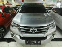 2016 Toyota Fortunner VRZ AT dijual